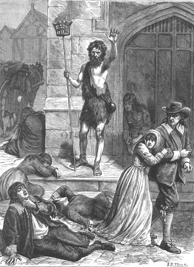 a history of the black plague in england Was responsible for the death of more than one third of britains population new details emerge on the black death by a history of the black plague in england examining a plague victim and her tragic coffin birth (read the article on one page) 1-4-2014 article details: medieval black death was airborne cure and world history medical.