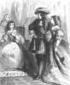 Charles II and Lady Castlemaine