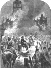 The Burning of old St. Pauls