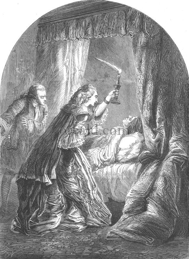 Death of the Prince of Wales