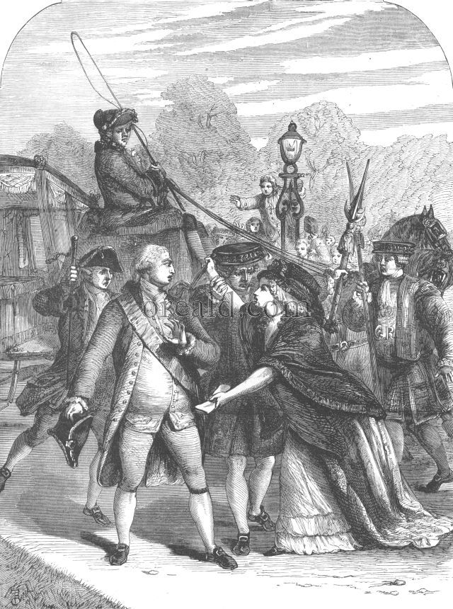 Attempted assassination of George III