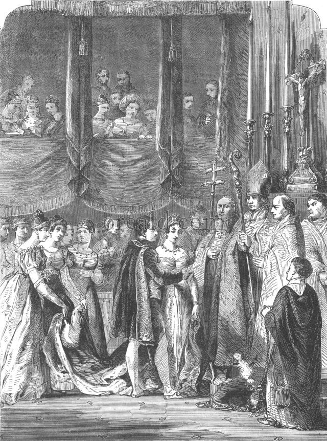 Marriage of Napoleon