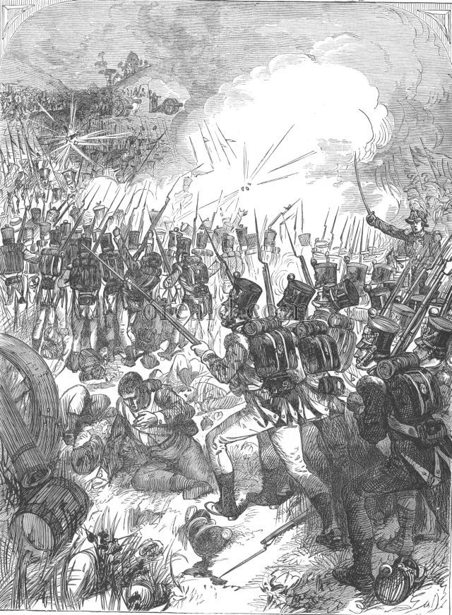 The Battle of Albuera