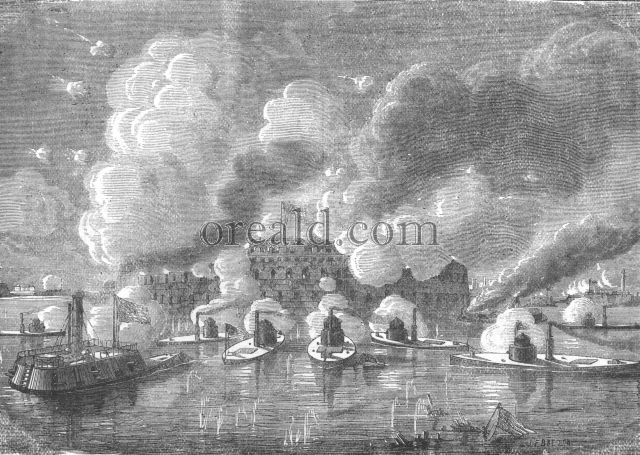 bombing of fort sumter essay
