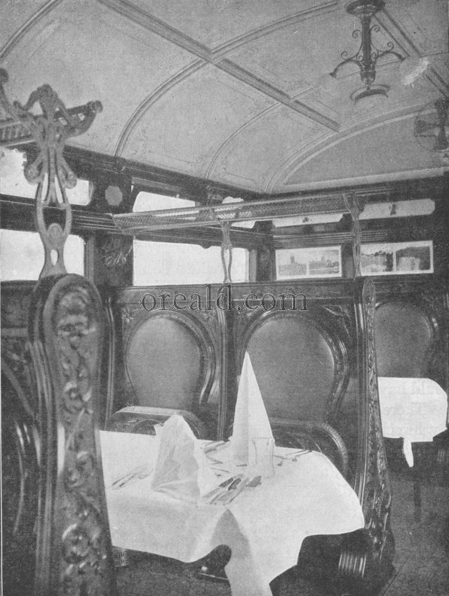 First-class Dining Saloon