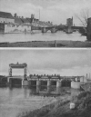 THE RIVER OUSE: DENVER SLUICES AND THE FAMOUS BRIDGE AT ST. IVES