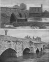 WAKEFIELD'S OLD BRIDGE AND CHANTRY CHAPEL, AND THE GRACEFUL BRIDGE AT ABINGDON