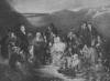 A PROSCRIBED MEETING OF COVENANTERS BEING HELD IN A MOORLAND SOLITUDE