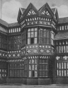 BRAMHALL HALL, CHESHIRE