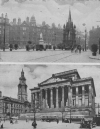 THE HARRIS LIBRARY AND ART GALLERY, PRESTON, AND ALBERT SQUARE MANCHESTER