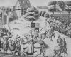 THE KILLING OF WAT TYLER BY WALWORTH, MAYOR OF LONDON