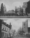 WELWYN OLD VILLAGE AND CHURCH AND ASHRIDGE PARK IN HERTFORDSHIRE