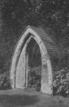 ARCH OF THE BLACK FRIARS' MONASTERY