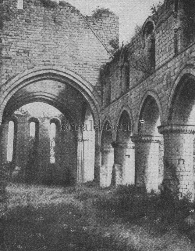 THE PRIORY AT BUILDWAS