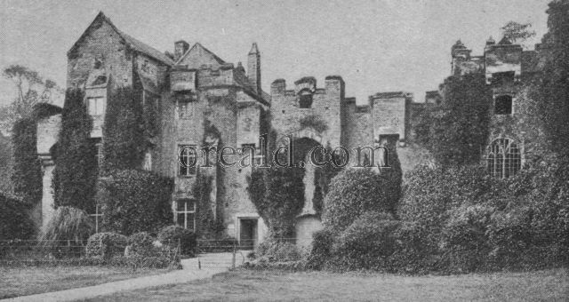 COMPTON, A FORTIFIED MANOR HOUSE NEAR TORQUAY