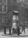 A PARISH PUMP OF OLD LONDON AT ALDGATE