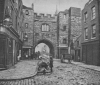 SAD STATE OF S. JOHN'S GATE, CLERKENWELL, IN 1880