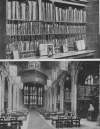 FAMOUS LIBRARY OF LONDON'S GUILDHALL AND CHAINED BOOKS AT HEREFORD