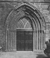 West Door of Brechin.