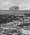 BASS ROCK AND ITS LIGHTHOUSE IN THE FIRTH OF FORTH
