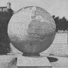 STONE GLOBE AT SWANAGE