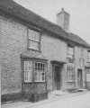 VILLAGE STREET OF BOREHAM AND A FAMOUS COTTAGE AT KELVEDON