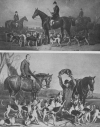 MASTERS OF FOXHOUNDS IN THE GOOD OLD DAYS OF THE FINEST ENGLISH SPORT