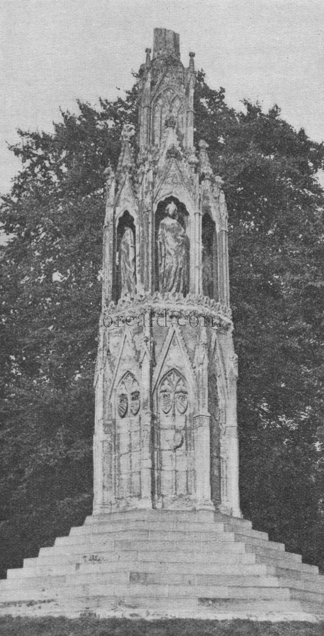 ELEANOR CROSS, NORTHAMPTON