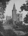 DUNFERMLINE ABBEY, A SHRINE OF SCOTTISH ROYALTY