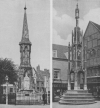 BANBURY CROSS AND WINCHESTER'S BUTTER CROSS