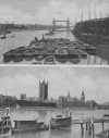THE THAMES, CHIEF ARTERY OF COMMERCE AT THE HEART OF AN EMPIRE