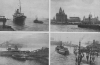 TYNE, CLYDE AND MERSEY, WHOSE MOUTHS MAKE THREE OF BRITAIN'S GREATEST PORTS