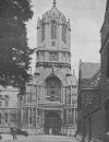 TOM TOWER, WHERE THE GREAT BELL OF CHRIST CHURCH TOLLS