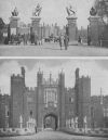 WOLSEY'S WEST FRONT TO HAMPTON COURT AND THE TROPHY GATES