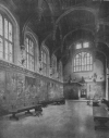 THE GREAT HALL OF HAMPTON COURT, BUILT BY HENRY VIII