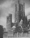 ELY CATHEDRAL, BUILTBYTHENORMANSWHERE THE SAXONSMADETHEIRLASTSTAND
