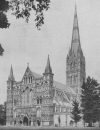 SALISBURY, THE CATHEDRAL WHICH WAS TRANSPLANTED TO A NEW SITE