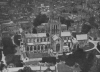 AS ITS BUILDERS COULD NEVER SEE IT: HEREFORD CATHEDRAL FROM THE AIR