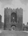 ST. LAWRENCE GATE AT ILL-FATED DROGHEDA