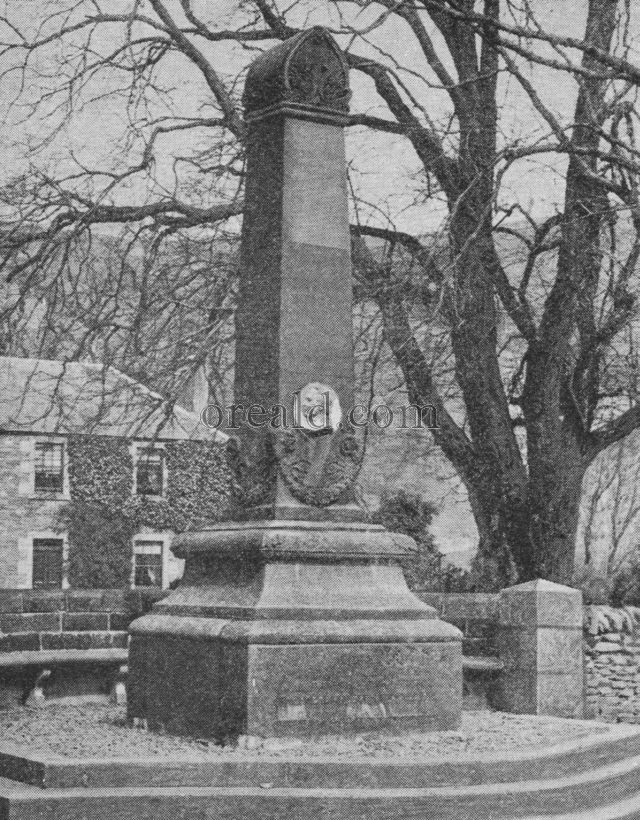 JAMES HOGG'S MONUMENT, ETTRICK