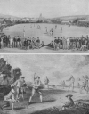CRICKET BEFORE 1750 AND A TOP-HATTED MATCH, KENT V. SUSSEX AT BRIGHTON, 1849