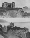 TANTALLON, STRONGHOLD OF THE DOUGLASES, AND CASTLE URQUHART ON LOCH NESS