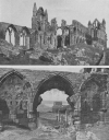 ARCH BY ARCH WHITBY ABBEY CRUMBLES AND FALLS BEFORE THE HUNGRY NORTH SEA GALES