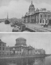 THE FOUR COURTS AND THE CUSTOM HOUSE AS THEY WERE AND WILL BE AGAIN