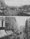 GRAFTON STREET, DUBLIN'S 'BOND STREET,' AND THE LIFFEY FROM O'CONNELL BRIDGE