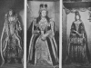 QUEEN ELIZABETH, QUEEN ANNE AND THE DUCHESS WHO WAS THE MODEL FOR BRITANNIA
