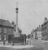 NEWARK'S ANCIENT MARKET CROSS