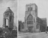 RELICS OF SHREWSBURY ABBEY: THE CHURCH AND THE REFECTORY PULPIT