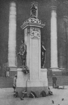 THE ROYAL EXCHANGE MEMORIAL TO ALL LONDON TROOPS
