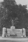 THE RIFLE BRIGADE MEMORIAL, GROSVENOR GARDENS